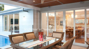 Aluminum Sliding Doors/Aluminum Glass Doors for Residence/Door Price pictures & photos