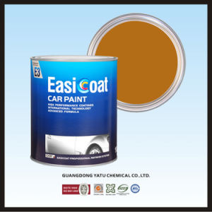 Easicoat Mud Yellow 2k Paint for Auto Refinish with Easy Use pictures & photos