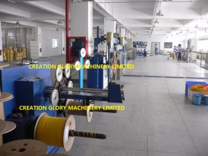 Model Hr-70 High Precision Advanced Premise Cable Extrusion Line pictures & photos