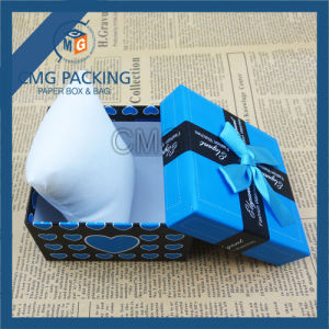 Jewelry Paper Gift Paper Box with Spot Printing (CMG-PJB-020) pictures & photos