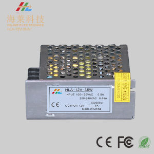 35W 5V 12V 24V IP20 Switching Mode LED Driver pictures & photos