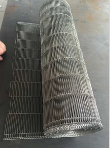 Metal Wire Mesh Belt for Food Processing Industry pictures & photos