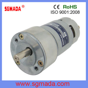 DC Geared Motor (SG-555) for Vending Machine, Household Appliances pictures & photos