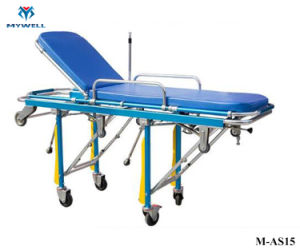 China Used Ambulance Stretcher, Used Ambulance Stretcher