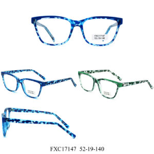 2018 Fancy Cp Injection Optical Frames for Woman (FXC17147)