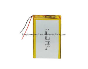 706090 Battery For 3.7V 5000mAh Lipo Polymer Rechargeable Power Bank Tablet PC