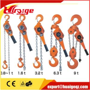 3ton 6meter Lever Block with Chain Lever Hoist pictures & photos