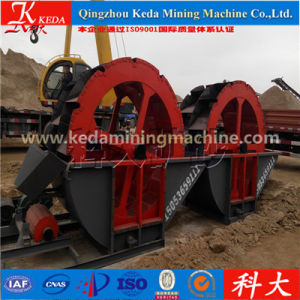 High Quality Screw Sand Washing Machine pictures & photos
