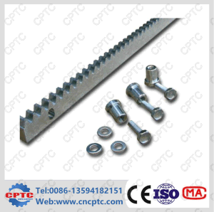 M4/M6 ODM or OEM Gear Rack and Pinion pictures & photos