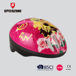 out-Mold Bicycle Helmet for Kids pictures & photos
