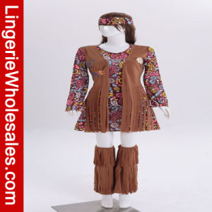Classical Women′s 1970s Disco Suit