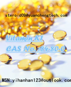 Vitamin K1/CAS No.: 84-80-0 for Hot Selling