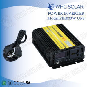 1000W UPS Function Solar Inverter for PV System Easy Connection pictures & photos