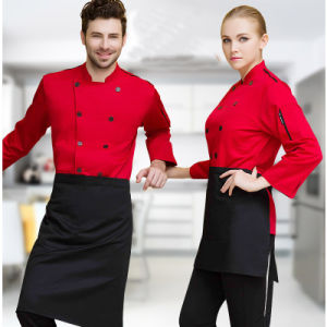 Professional Restaurant Cook Uniform Design and Chef Workwear Design pictures & photos