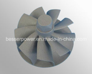 672 Cast Nickel Alloy Investment Vacuum Casting 686 690 691 Nickel-Based Alloy Investment Vacuum Castings Factories