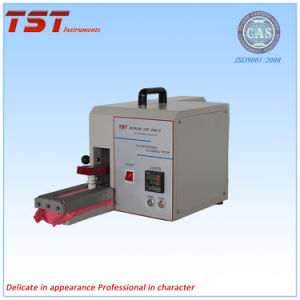 Ultra-Silence Aatcc Electronic Crockmeter-Color Fastness to Rubbing Tester