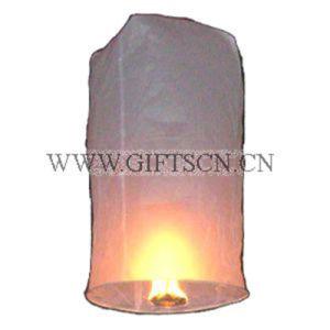 Columned Shape Sky Wish Lantern (SL02)