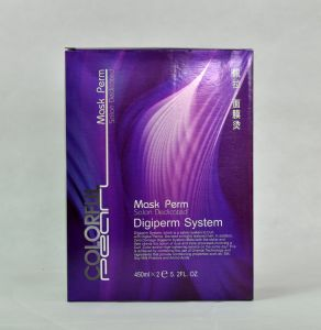 Hair Perm- Intao Pearl Mask Perm --Agents Wanted/Private Label pictures & photos