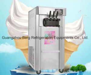 High Quality Stainless Steel Soft Ice Cream Machine Ice Cream Machinery with Ce pictures & photos
