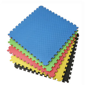 Taekwondo Eva Mat Puzzle Floor