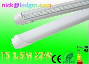 2017 1.5m 1500mm AC110V 220V 240V 22W LED T5 Base Tube Light with 3 Years Warranty T5 LED Replacement Lamp Tube pictures & photos