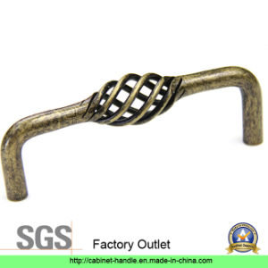 Factory Stainless Steel Furniture Hardware Cabinet Pull Handle (UC 02)
