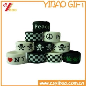 Promotional High Quality Custom Silicone Wedding Rings pictures & photos