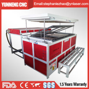 Low Price Acrylic Bathtub Vacuum Forming Machine