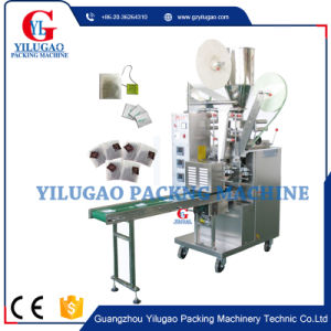 Filter Paper Green Tea Packaging Machine pictures & photos
