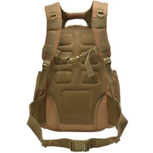 Army Outdoor Waterproof Air Dry Khaki Military Tactical Backpack pictures & photos