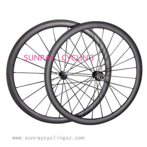 38mm Carbon Clincher Wheels