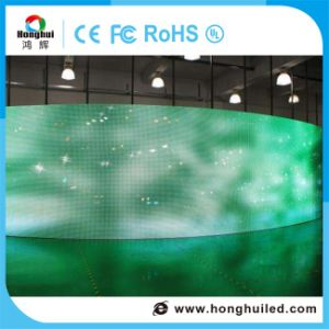 HD 1400CD/M2 P3.91 Indoor Rental LED Display for Shop pictures & photos