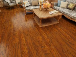 Multi-Layer Engineered Wood Floor Tile for Home or Bussiness