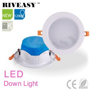 New Product Blue 12W LED Downlight with CE&RoHS pictures & photos