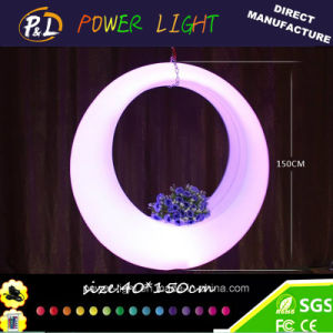 Indoor Outdoor Luxury Adults Swing Set Luminous Romantic Sex LED Swing pictures & photos