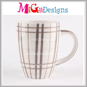 Hot Sales Ceramic Coffee Mug with Painting pictures & photos