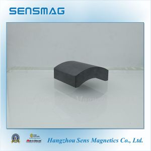 High Quality Manufacturer of Permanent Ferrite Arc Magnet for Motor, Generator