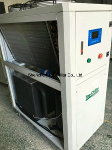 -15c Air Cooled Glycol Water Chiller in Chocolate Mold Cooling