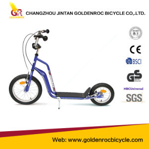 "(GL1612) High Quality 16""-12"" Children Scooter with Ce pictures & photos"