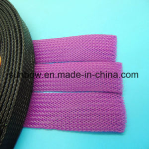 UL 150c PPS Expandbale Braided Sleeving pictures & photos