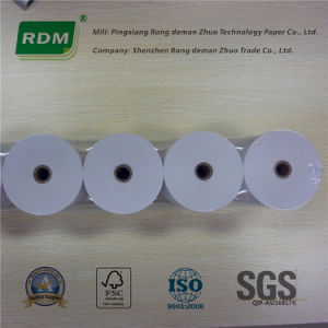Thermal Cash Register Receipt Paper Rolls for POS Printers pictures & photos