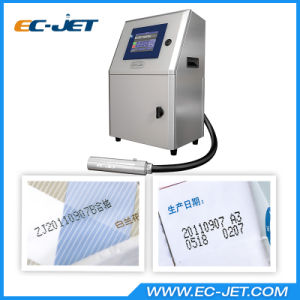 Bottle Batch Code Inkjet Printer and Date Printing Machine (EC-JET1000) pictures & photos