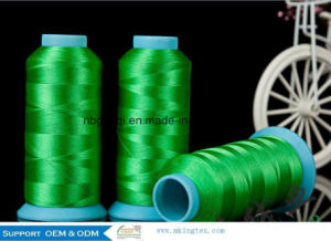 Wholesale 120d/2 100% Polyester Embroidery Thread 5000m pictures & photos