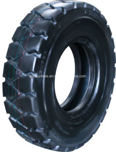 6.50-10 SD2000 Armour Brand Deep Tread Forklift Tyre pictures & photos