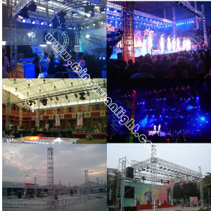 Outdoor Aluminum Small Stage Lighting Truss (YS-1103) pictures & photos