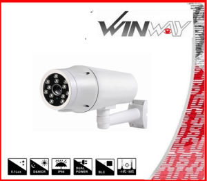 Laser LED Tk-8239 USA Chips (XKF-550) Analog Outdoor Waterproof Security Bullet IR CCTV Camera