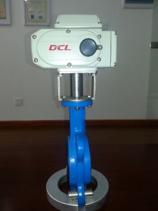 Motorized Ball Valve with Electric Actuator pictures & photos