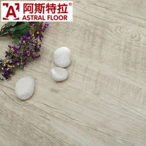High Gloss Surface 12mm (U-Groove) Laminate Flooring (AM5508) pictures & photos
