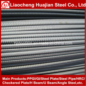 Hot Sale Steel Rebar Deformed Steel Bar with Stock pictures & photos