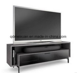 Solid Wood TV Ark Bdi Modern Furniture Contracted Sitting Room Ark to Export The United States (M-X3555) pictures & photos